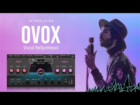 Introducing Waves OVox: The Next-Generation Voice-Controlled Synth