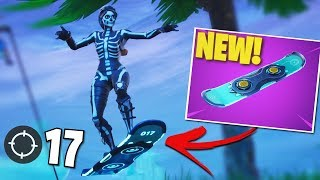*NEW* DRIFTBOARD IS HERE! INSANE 17 KILL GAME - EXPLOSIVES ONLY