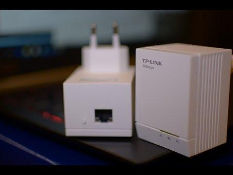 Tp-link powerline 600Mbps, net la prize in toata casa