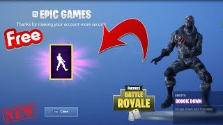 *NEW* HOW TO GET THE Boogie Down EMOTE EASY AND FREE TUTORIAL | FORTNITE BATTLE ROYALE !