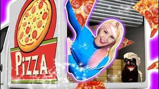 Baixar EATING 10,000 PIZZAS CHALLENGE ?! Jenn Barlow LIVE Super Pops & Totally TV Prank Calls