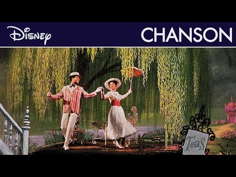 Mary Poppins - Jolly Holiday (French version)