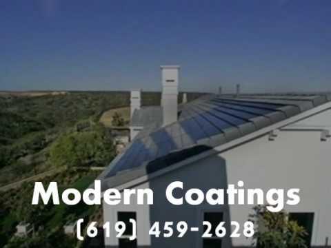 Modern Coatings | Solar Energy in San Diego