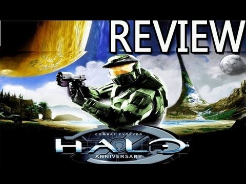 Halo: Combat Evolved Anniversary Game Review