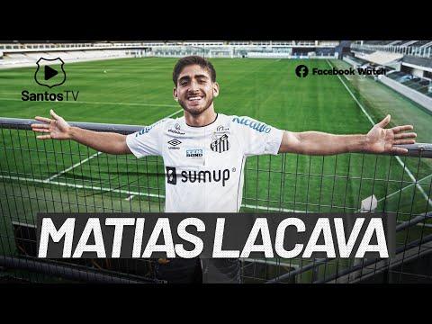 MATIAS LACAVA É O NOVO REFORÇO DO SANTOS FC!