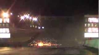 Gary Walker Crash @ Capital Raceway