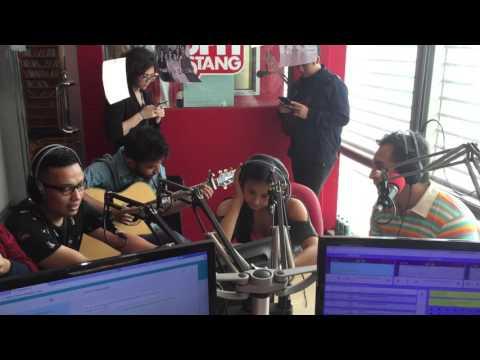 Lingua - Takkan Habis Cintaku @ Mustang FM 31st Anniversary