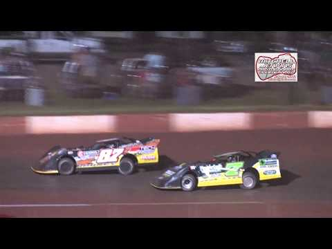 Dixie Speedway 5/27/17 Crate Latemodel Feature!