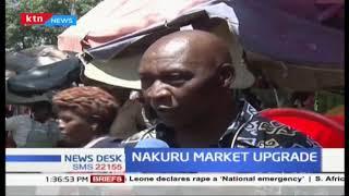 Nakuru county government to spend more resources on the Nakuru market upgrade