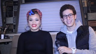 Baixar - Andra Day Talks Cheers To The Fall Being Discovered By Stevie Wonder Grátis