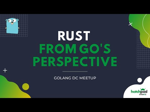 Rust from Golang's Perspective with SignalFrame thumbnail