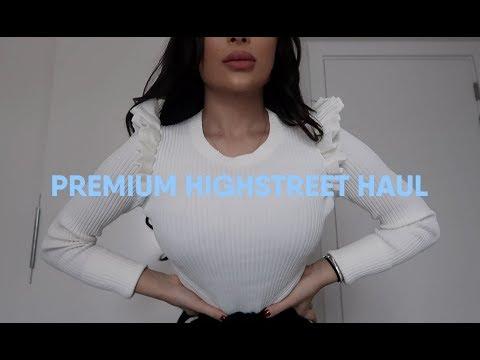 PREMIUM HIGH-STREET HAUL | THE OUTNET thumbnail
