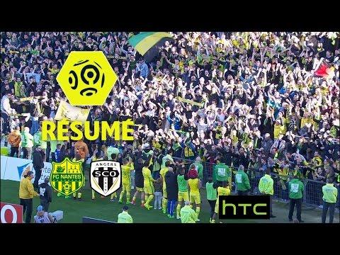 FC Nantes - Angers SCO (2-1)  - Résumé - (FCN - SCO) / 2016-17