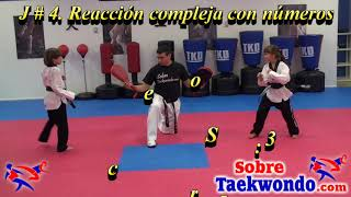 Amazing and fun Taekwondo games to improve reaction time for children