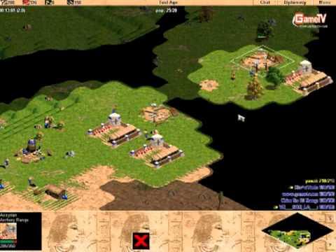 [15/12/2012] Chim Sẻ Đi Nắng vs Nhãn Tử Assyrian trận 1