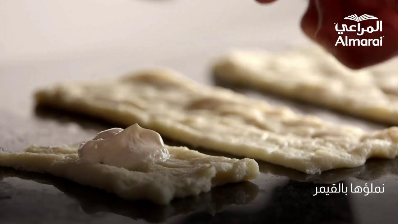 وصفة حلاوة الجبن