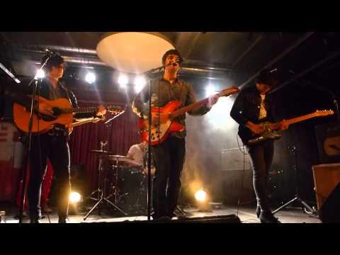 Urs Matravers - Vintage Radio - live Papiersaal Zürich - 11. April 2015