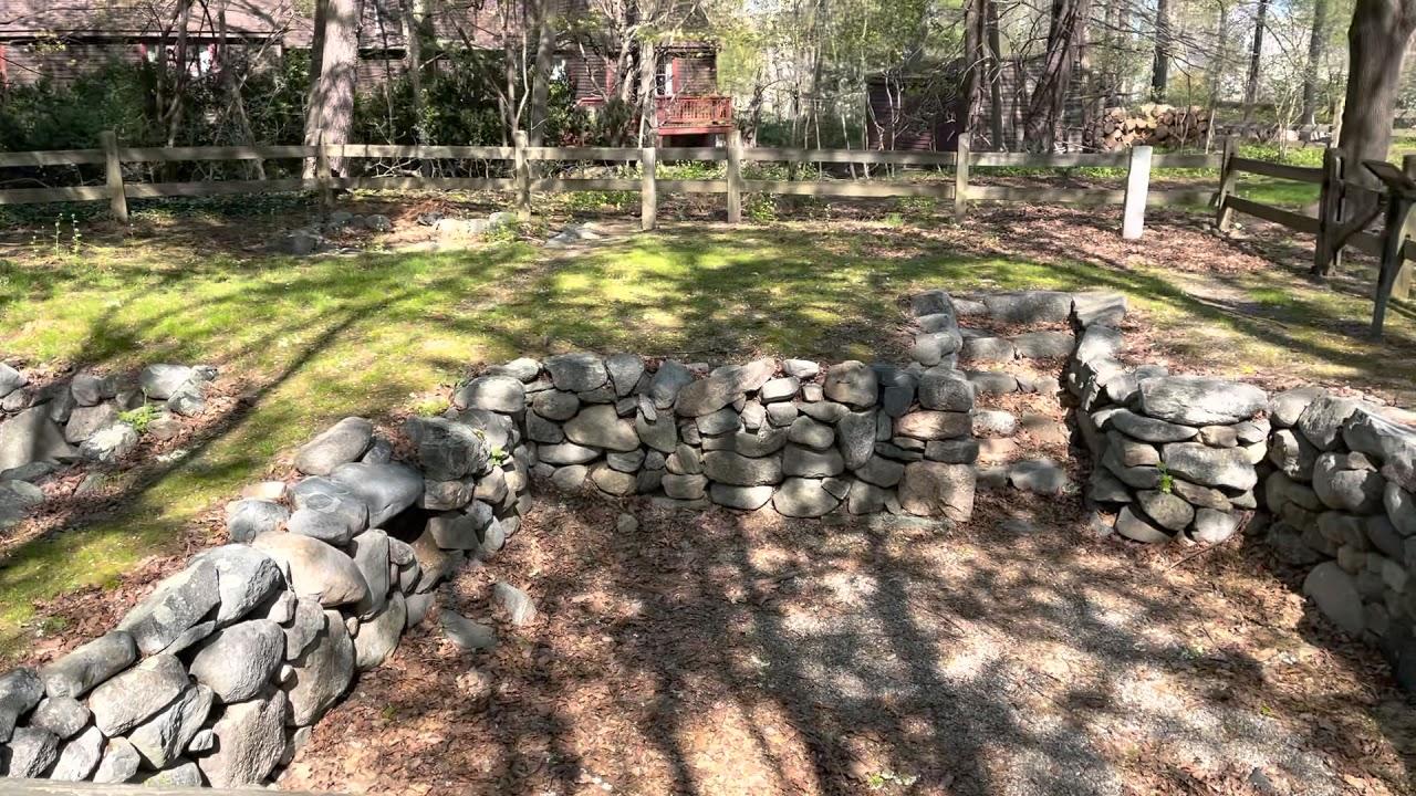 Samuel Parris Archaeological Site — Salem Village Parsonage
