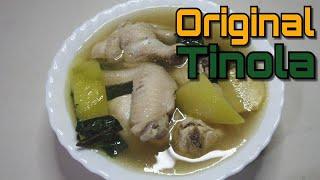 Original Tinolang Manok Recipe  Malupit na Sikreto ni Lola Revealed