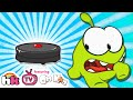 Om Nom Stories: Video Blog | Cartoons for Children | Funny Cartoons | HooplaKidz TV
