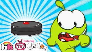 Om Nom Stories: Video Blog | Funny Cartoons for Children | HooplaKidz TV thumbnail