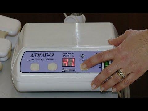 Доступная магнитотерапия: «Алмаг 02» - аппарат больничного уровня