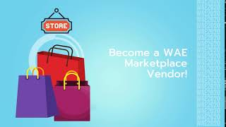 Become a Marketplace Vendor | WAE2020 Update
