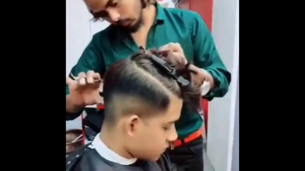 Riyaz hair style - YouTube