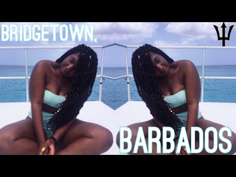 TRAVEL VLOG #1| BARBADOS 2017 | Part I