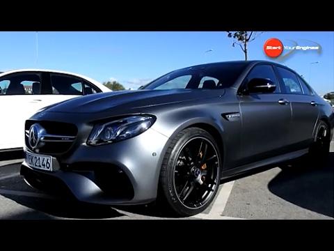 スポーツカーを凌駕するスーパーセダンの誕生 / Mercedes-AMG E63 4MATIC+/E63S 4MATIC+