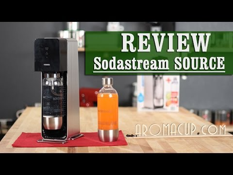 Review: Sodastream Source Home Soda Maker