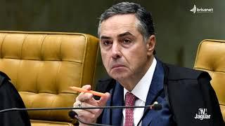 O PRESIDENTE JAIR BOLSONARO VOLTA A AMEAÇAR A DEMOCRACIA   ELE AFIRMA QUE SE NÃO TIVER VOTO IMPRESSO