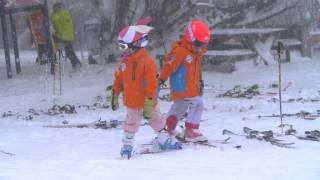 Mt Buller Snow Squad kids July 2nd 2015