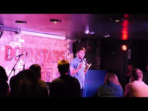 Aidan Jones - Opening Saturday Show, Downstairs at the King's Head