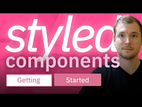 Styled Components React Tutorial: CSS In JS! (React Styling With Javascript)