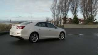 2013 Chevrolet Malibu Turbo LTZ