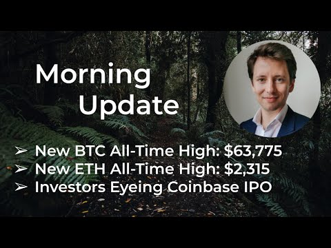 Daily Update – Macro + Crypto Markets – Apr 14th, 2021