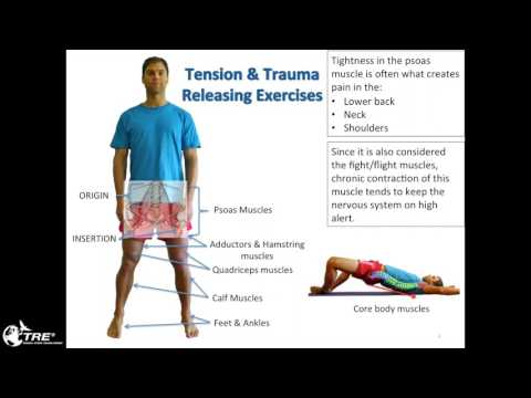 Therapeutic Tremoring - Shake Off Stress And Trauma