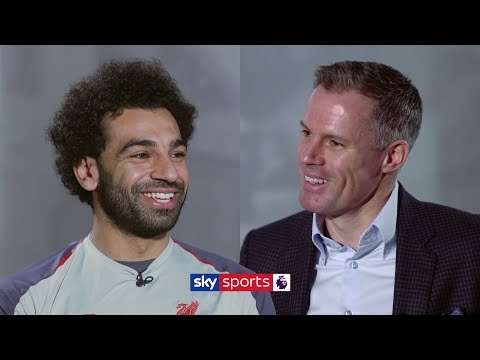 EXCLUSIVE: Mo Salah opens up to Jamie Carragher on the title race and receiving more criticism