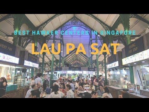 Best Hawker Centers In Singapore: Lau Pa Sat