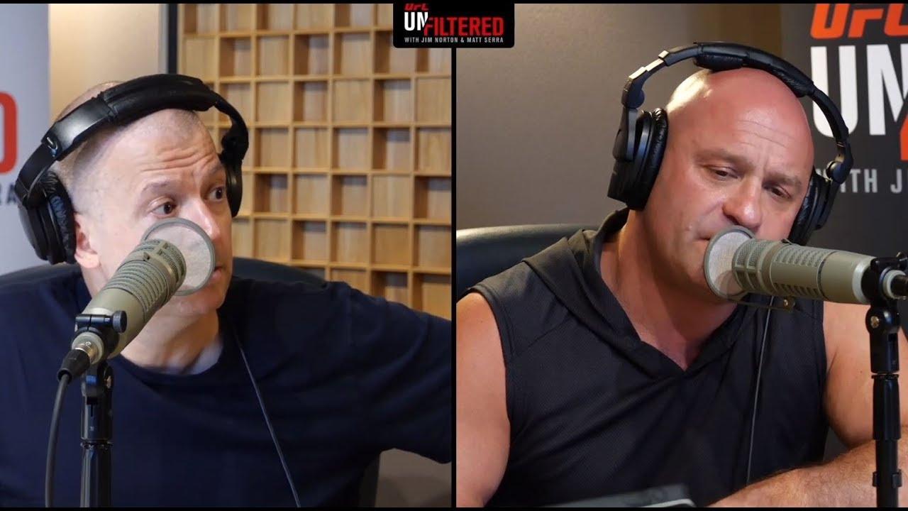 Jim and Matt Talk Nate Diaz Callout of Jorge Masvidal | Unfiltered Podcast
