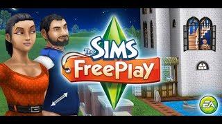 """Completando a missão The Sims #2  """"Como jogar futebol na cidade vizinha"""""""