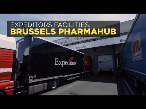 Expeditors' Brussels Pharma Hub