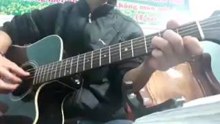 thánh ca- Như cánh chim bay lên [guitar cover. worship song]