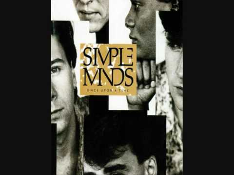 Simple Minds Once Upon a Time