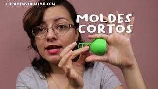 Moldes Cortos | Copa Menstrual | Asesoría