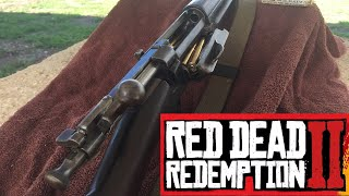 The Red Dead Redemption 2 Bolt-Action Rifle In Real Life
