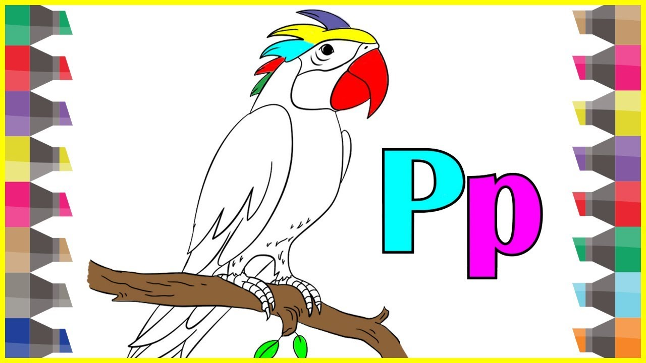 abc alphabet coloring pages learning letter a to z coloring