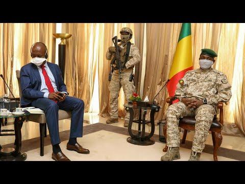 ...مالي: الحكام العسكريون يؤكدون لوفد من مجلس الأمن رغبت