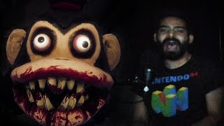 BLOODY TERRIFYING - Scary Games Gameplay with Rahul Kohli